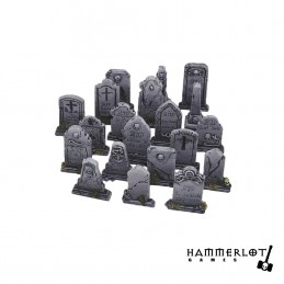 Tombstones set 1 (20)