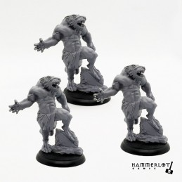 Graveyard Rat Set (3)
